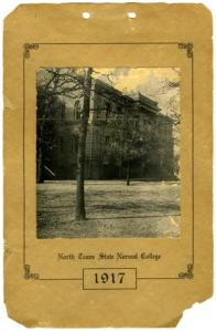 McNitzky Printing Company 1917 calendar